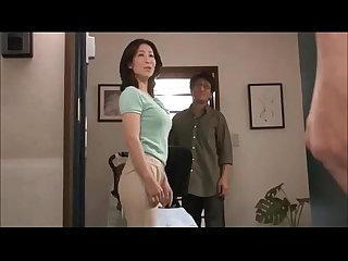 Japanese wife fucked infront of customer more at www gspothub com