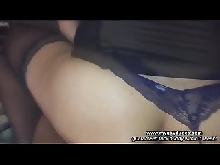 SISSY RIDING BBC HOMEMADE