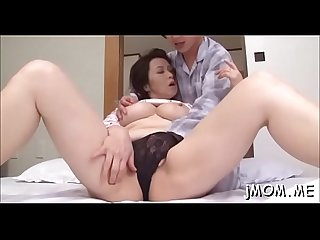 Stunning asian mature gets her love tunnel drilled vigorously