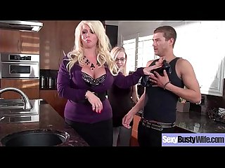 alura jenson round sexy big boobs housewife enjoy hard Bang Movie 01