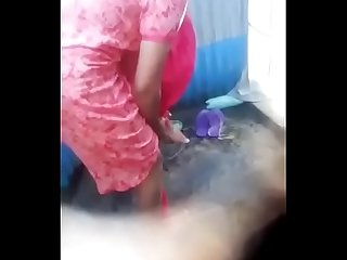 Tamil girl bathing hidden cam