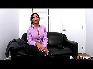 Big ass latina rose monroe S very first porno 2 1