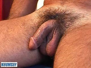 Kamal a Sexy Mature sport guy serviced by a gay guy