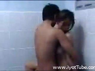 New Scandal totnakan sa banyo