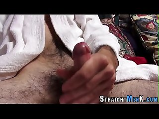 Hairy straight amateur