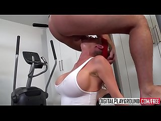 Digitalplayground wettest workout ii alexis fawx