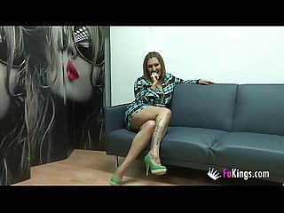 Nuria is back to be drilled by coto S big cock