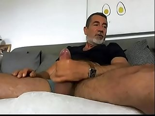 Mushroom dady huge cock