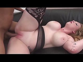 British babe harmony reigns enjoys some interracial fuck