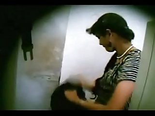 Indian teen college girl sex in cyber cafe