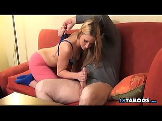 Shelby paige taboo Weekend fun with step daddy