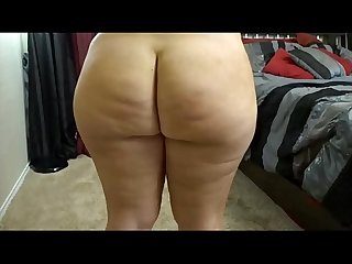PAWG Shakes Ass All in Your Face