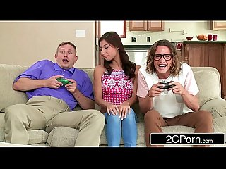 Jerk That Joy Stick - Jade Jantzen Loves Video Games and Men's Joysticks