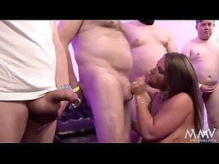 Sexy susi bukkake german bj ficken fuck cum on face