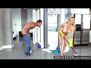 Brazzers the naked mom Alexis fawx and johnny castle