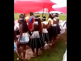 South African tribal women huge tits