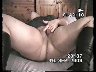 Chubbyexwifeplaysinpantyhose