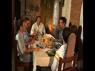 Jantar com flix stulbach