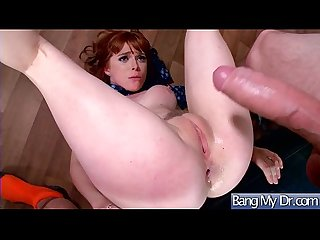 Horny nasty patient lpar penny pax rpar seduce doctor in hard sex action scene clip 23