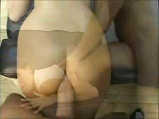 Amateur fucked in the ass