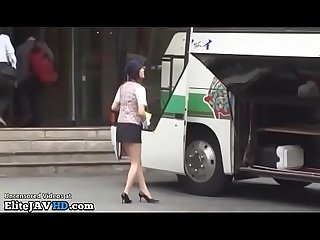 Japanese bus driver fucks student more at elitejavhd com
