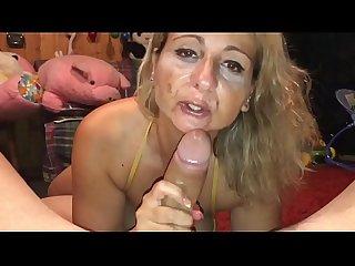 My Wife Luna - Il pompino della buona notte