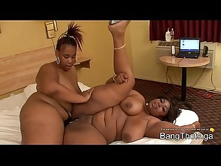 horny black bbw sucks on her lovers strap on - bangthots.ga
