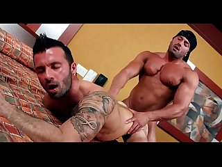 Two tatted muscle studs fuck like animals bestgaycams Xyz