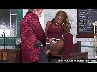 Brazzers shes gonna squirt the squirtarium of doctor danny dickus scene starring Jasmine webb an
