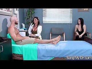 Sex adventures between doctor and horny patient audrey bitoni Vid 07