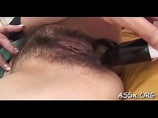 Oriental babes with butt plugs charm favourable stud S hard rod