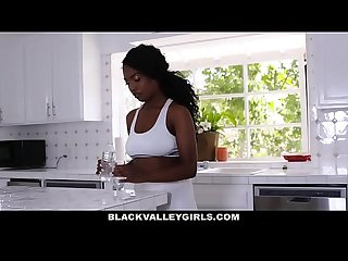 Blackvalleygirls spoiled ebony teen seduces her step daddy