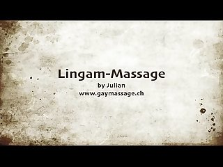 Lingam massage by Julian