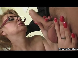 Office lady is forced him fuck her hard