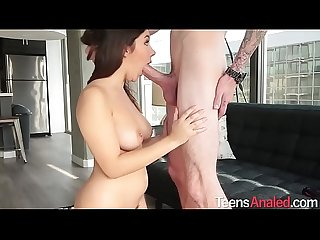 Great Ass Girl Does Anal with Nice Cock
