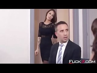Anna Polina, Nikita Bellucci In The Pleasure Provider Episode 4