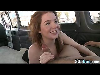 Slut Banged in Van 76