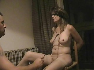 Labbel mature wipping big tits