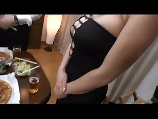 Hottest japanese asian mom ever gets her pussy fucked