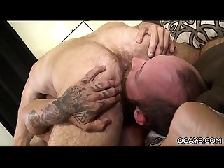 Hairy Gay Asshole Fucked Balls Deep