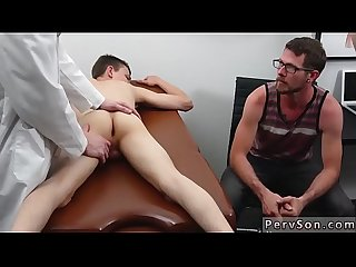 Gay sex boys hot ass big first time Doctor's Office Visit
