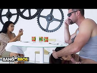 Bangbros asian teen vina sky wants bad boy charles dera comma but her tiger mom disapproves