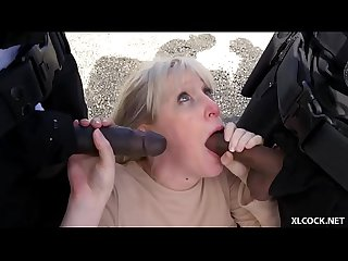 Don't fuck the police - Kiki Parker