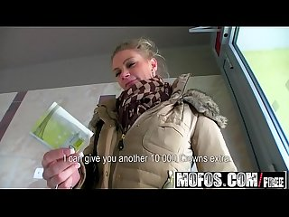 Mofos - Public Pick Ups - Sexy Bus Blonde starring Adele