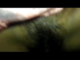 Cogida pollera y una vagina peluda