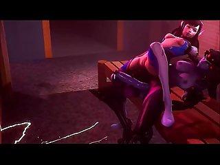 Overwatch hentai 5