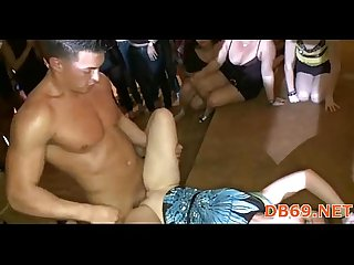 Pratty hottie gets fucked