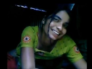 Desi girl talk video call with her ex bf