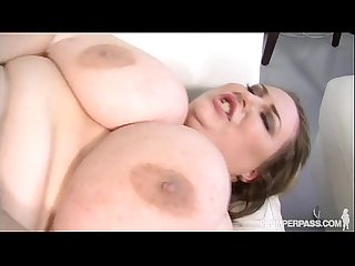 Sexy slutty bbw hillary hooterz loves huge cocks