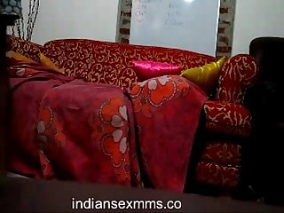 South indian aunty reshma fucked on the sofa by her lover